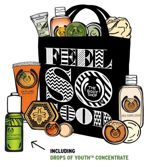 Body Shop VIP Tote 2015