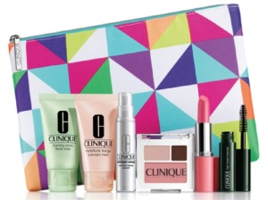 Preview of upcoming Clinique Bonus at Lord and Taylor