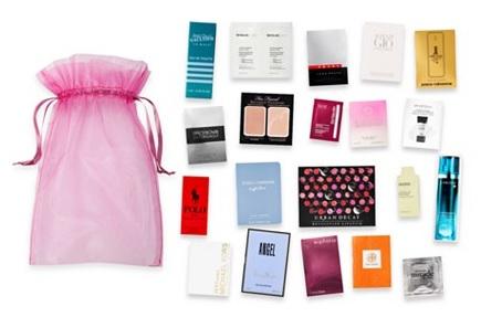 Macy's Sample Bag