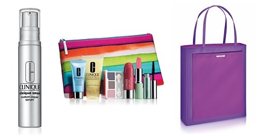 Clinique offers @ Bloomingdale's