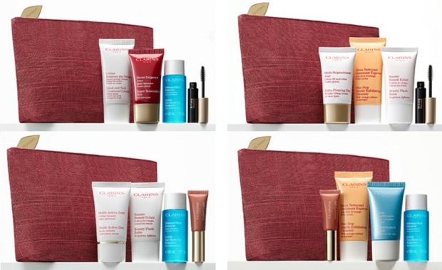 Clarins GWP at Nordstrom