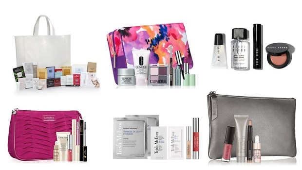 Saks Beauty GWPs
