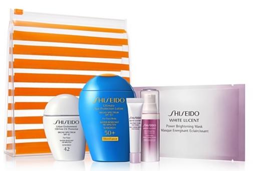 Shiseido Ultimate Sun Survival Set