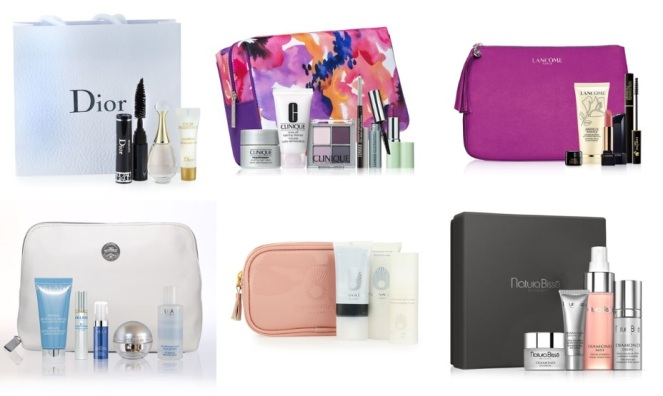 Beauty Gifts at Neiman Marcus and Bergdorf Goodman