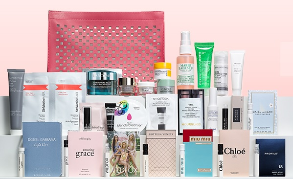 Nordstrom Spring Beauty Gift 2016