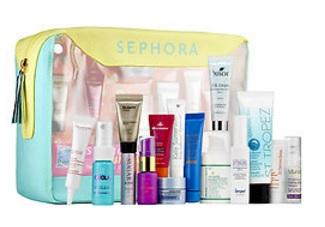 2016 Sephora Sun Safety Kit
