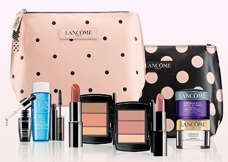 Lancome Gift with Purchase at Lord and Taylor – GWP Addict