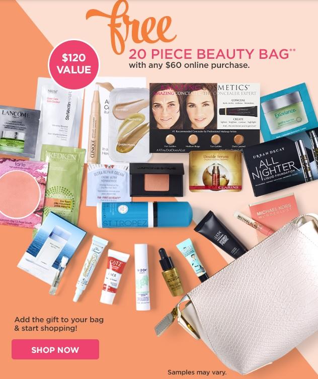 Ulta Beauty Sample Bag – GWP Addict