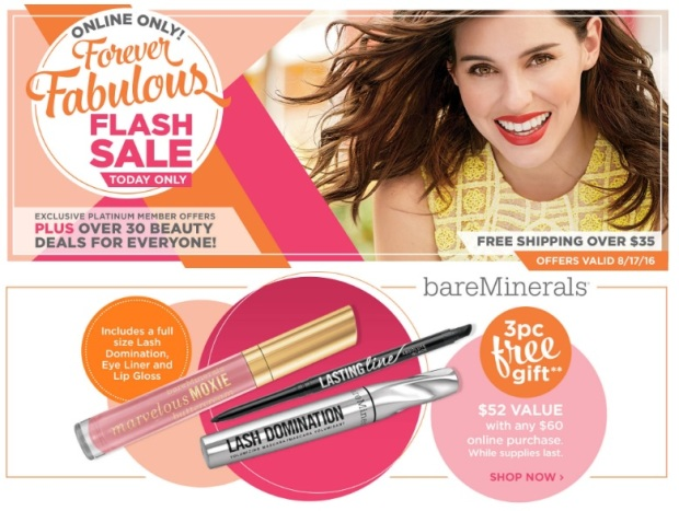 Ulta Flash Sale