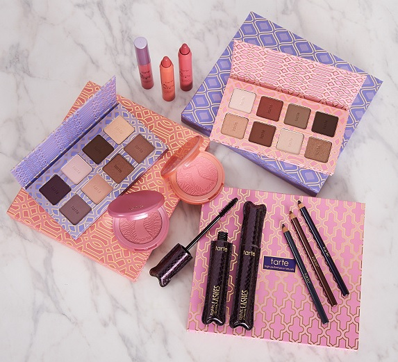 Tarte 3 in 1 Collection at QVC