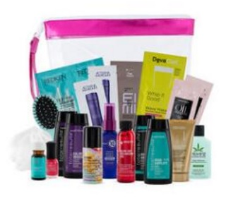 Beauty Brands Hair Bag GWP