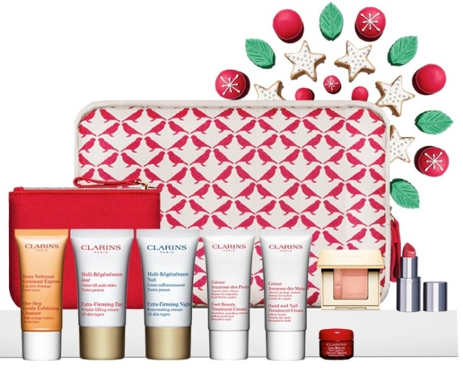 Clarins Cyber Monday GWP