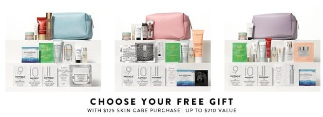 Nordstrom Skin Care GWP