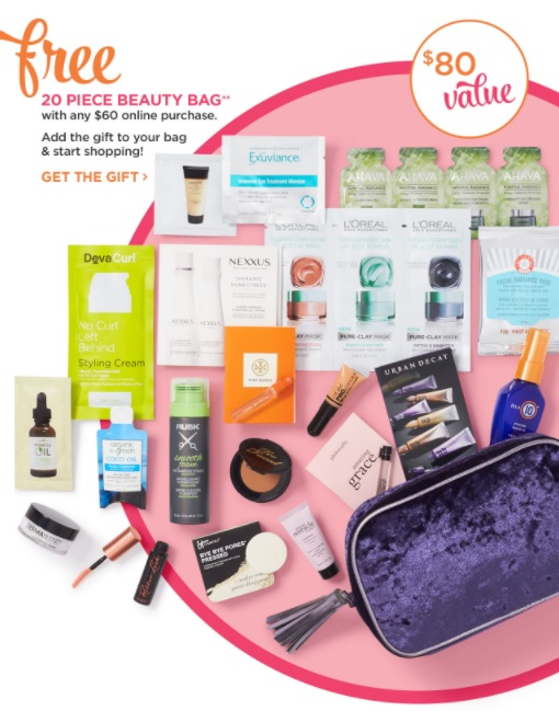 New Ulta Beauty Sample Bag – GWP Addict