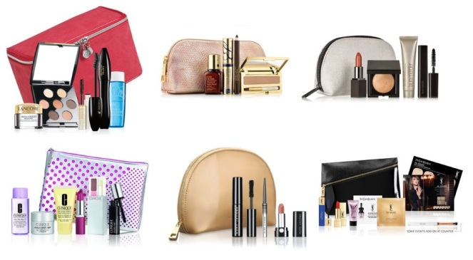 gifts with purchase at bergdorf goodman