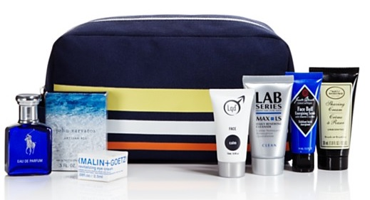men's gift with purchase at bloomingdale's