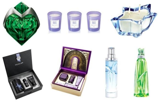 mugler parfums products