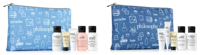 philosophy gifts with purchase