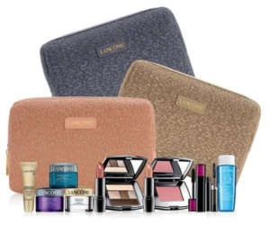 Lancome gift with purchase at Lord & Tayor