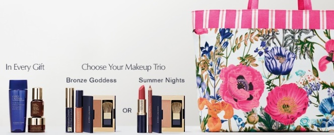 estee lauder gift with purchase at belk and stage stores