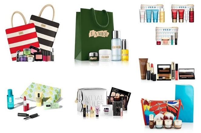 beauty gifts with purchase at bloomingdale's