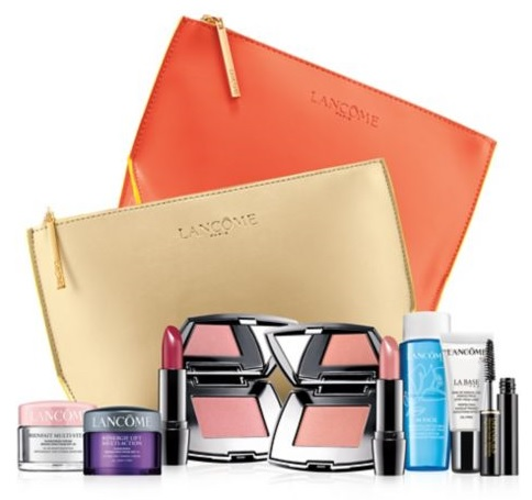 lancome gift with purchase at lord and taylor