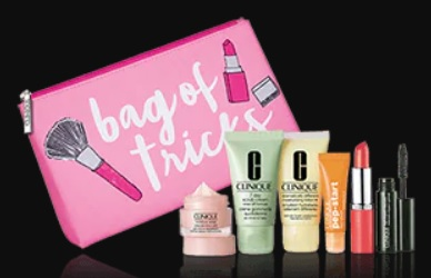 clinique.com gift with purchase
