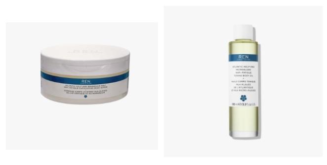 ren skincare kelp products