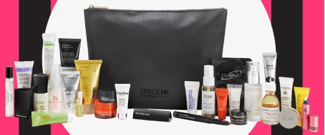 space nk fall beauty edit 2018 gift with purchase