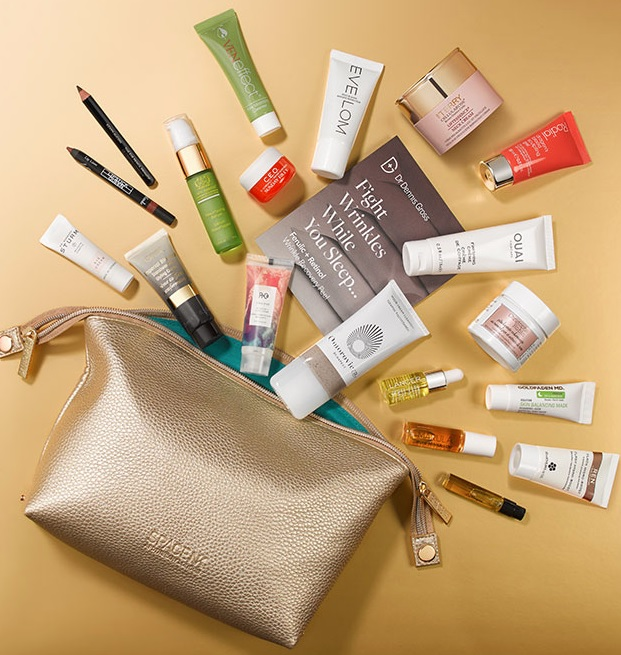 space nk fall beauty gift